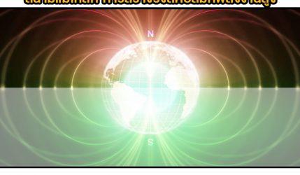 สนามแม่เหล็ก การสร้างรังสีคอสมิกพลังงานสูง